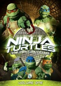 NINJA TURTLES THE NEXT MUTATION: Volume 1 | (c) 2012 Shout! Factory