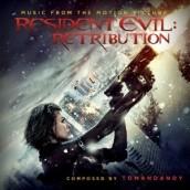 RESIDENT EVIL: RETRIBUTION soundtrack | ©2012 Milan Records