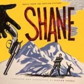 SHANE soundtrack | ©2012 La La Land Records