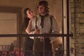 "Franka Potente and Tom Weston-Jones in COPPER - Season 1 - ""Better Times Are Coming"" | ©2012 BBC AMERICA/Cineflix (Copper) Inc./George Kraychyk"