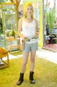 "Yvonne Strahovski as Hannah McKay in DEXTER - Season 7 - ""Buck the Trend""   ©2012 Showtime/Randy Tepper"
