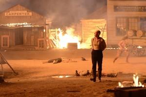 "Christopher Heyerdahl is the Swede in HELL ON WHEELS - Season 2 finale  - ""Blood Moon Rising"" | ©2012 AMC/Chris Large"
