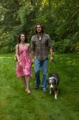 "Liane Balaban and Jared Padalecki in SUPERNATURAL - Season 7 - ""Heartache"" | ©2012 The CW/Jack Rowand"