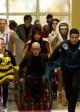 "The Glee club joins the superhero club on GLEE - Season 4 - ""Dynamic Duets"" | ©2012 Fox/Adam Rose"