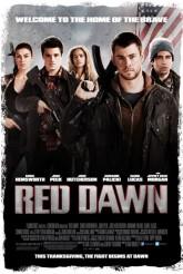 RED DAWN movie poster | ©2012 FilmDistrict