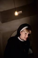 "Lily Rabe in AMERICAN HORROR STORY - Season 2 - ""Dark Cousin"" | ©2012 FX/Michael Becker"