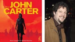 JOHN CARTER soundtrack | ©2012 Walt Disney Records