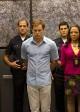 "Michael C. Hall and Lauren Velez in DEXTER - Season 7 - ""Surprise, Motherf****r""   ©2012 Showtime/Randy Tepper"