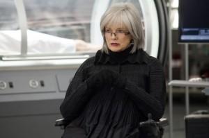 "Blair Brown in FRINGE - Season 5 - ""Anomaly XB-6783746"" | ©2012 Fox/Liane Hentscher"