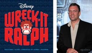 WRECK-IT RALPH soundtrack | ©2012 Walt Disney Records