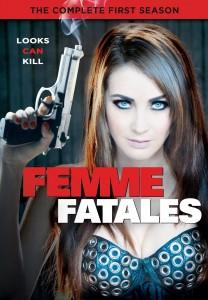 FEMME FATALES S1 | (c) 2013 Entertainment One
