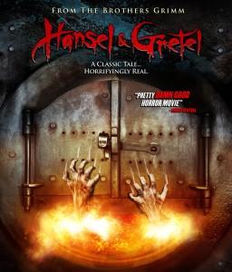 HANSEL & GRETEL Blu-ray | ©2013 The Asylum