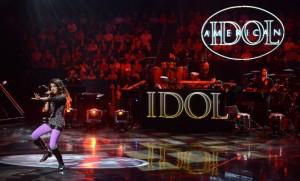 Melinda AdemI in the Sudden Death Round of AMERICAN IDOL | (c) 2013 Michael Becker / FOX
