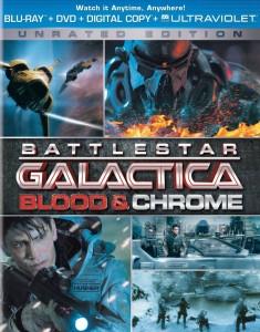 BATTLESTAR GALACTICA BLOOD & CHROME   (c) 2013 Universal Home Entertainment