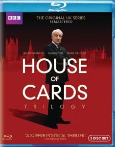 HOUSE OF CARDS TRILOGY | (c) 2013 BBC Warner