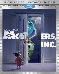 MONSTERS INC   (c) 2013 Disney