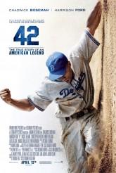 42 movie poster | ©2013 Warner Bros.