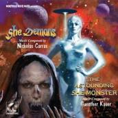 THE ASTOUNDING SHE-MONSTER soundtrack | ©2013 Monstrous Movie Music