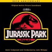 JURASSIC PARK: 20th ANNIVERSARY soundtrack   ©2013 Geffen Records