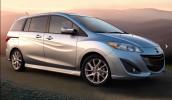 The exterior of the Mazda5 | ©2013 Mazda