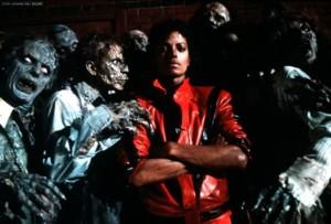 Michael Jackson's THRILLER | ©Sony Entertainment