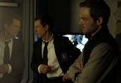 "Kevin Bacon and Shawn Ashmore in THE FOLLOWING - Season 1 - ""Havenport"" | ©2013 Fox/Giovanni Rufino"