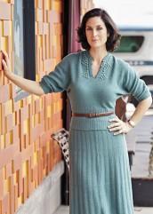 "Carrie-Anne Moss in VEGAS - Season 1 - ""(Il)Legitimate"" | ©2013 CBS/Cliff Lipson"