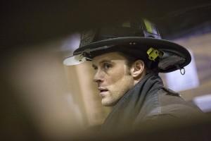 "Jesse Spencer in CHICAGO FIRE - Season 1 - ""Ambition""   ©2013 NBC/Elizabeth Morris"