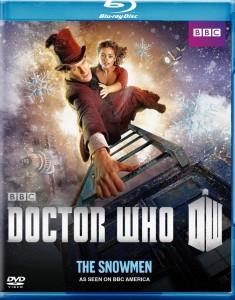 DOCTOR WHO THE SNOWMEN | (c) 2013 BBC Warner