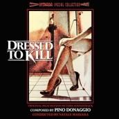 DRESSED TO KILL soundtrack | ©2013 Intrada Records
