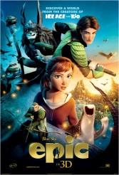 EPIC movie poster | (c) 2013 20th Century Fox/Blur Sky