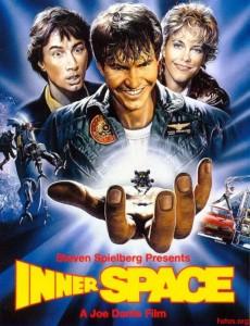 INNERSPACE movie poster   ©Warner Bros. Video