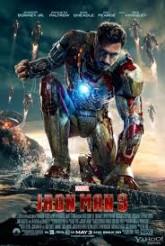 IRON MAN 3 movie poster | ©2013 Marvel Studios/Disney