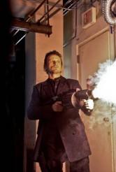 "Monore (David Lyons) fights back on REVOLUTION ""Children of Men"" | (c) 2013 Brownie Harris/NBC"
