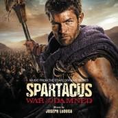 SPARTACUS WAR OF THE DAMNED soundtrack | ©2013 Varese Sarabande Records