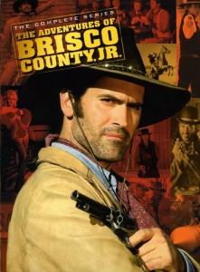 THE ADVENTURES OF BRISCO COUNTY JR   ©Warner Bros. Video