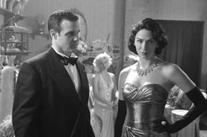 """Eddie McClintock and Joanne Kelly in WAREHOUSE 13 - Season 4 - """"The Big Snag""""   ©2013 Syfy/Steve Wilkie"""