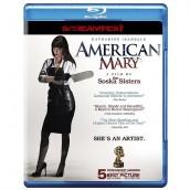 AMERICAN MARY Blu-ray   ©2013 XLerator Films
