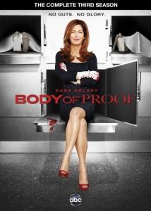BODY OF PROOF Season 3   (c) 2013 Disney Home Video