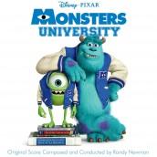 MONSTERS UNIVERSITY soundtrack | ©2013 Walt Disney Records