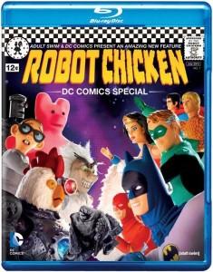 ROBOT CHICKEN DC COMICS SPECIAL | (c) Cartoon Network