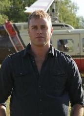 "Jonathon Buckley stars as the host on SIBERIA ""Pilot"" | (c) 2013 NBC"