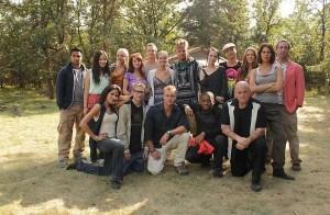 "The ""contestants"" on Siberia ""Pilot"" episode | (c) 2013 NBC"