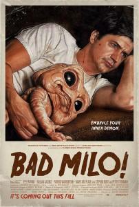 BAD MILO   ©2013 Magnet