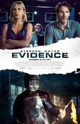 EVIDENCE movie poster | ©2013 Image