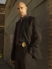 Mark Strong as Frank Agnew in LOW WINTER SUN - Season 1 | ©2013 AMC/Frank Ockenfels 3