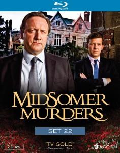 MIDSOMER MURDERS SET 22 | (c) 2013 Acorn Media
