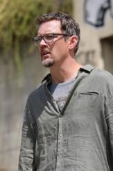 "Matthew Lillard in THE BRIDGE - Season 1 - ""ID""   ©2013 FX/Byron Cohen"