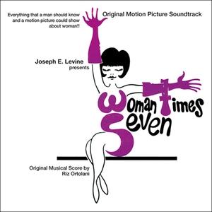 WOMAN TIMES SEVEN soundtrack | ©2013 Quartet Records