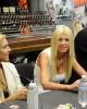 Cassie Scerbo, Tara Reid and Anthony C. Ferrante participates in the Sharknado DVD Signing | © 2013 Albert L. Ortega